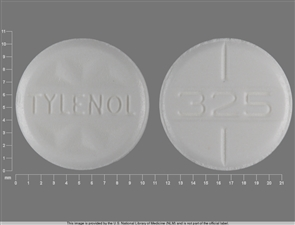 Image of Tylenol Regular Strength