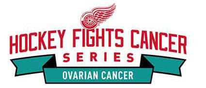 Red Wings Hockey Fights Cancer Series - Ovarian Cancer